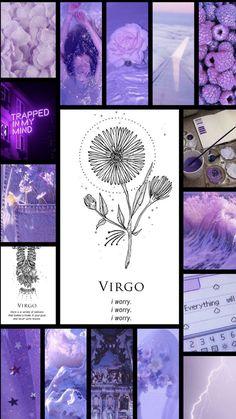 Purple Virgo Wallpaper!