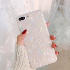 Dream Shell Pattern iPhone Case - SJ7486 Color / For iPhone XS