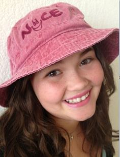 Win free prizes from BYOU Magazine! @niicestuff bucket hats are perfect for fun-in-the-sun activities & are made from quality washed cotton. Available in pink, blue, and yellow! (3 Winners) #giveaway #free #prizes Enter to win them at www.BYOUmagazine.com/prizes