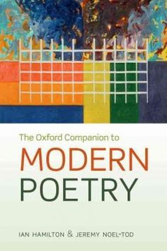 The Oxford companion to modern poetry - an authoritative and accessible guide to the influential poets writing in English from 1910 to the present day. The A-Z entries explore the influences, inspirations, movements that have shaped the works and lives of these important authors.