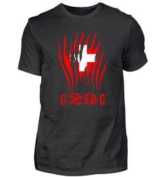 Schweiz 1291 T-Shirt