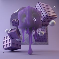 Preparation For Excellence // Asymmetric Melt on Behance
