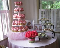 CAKE. | events + design: real parties: pink, green & girly