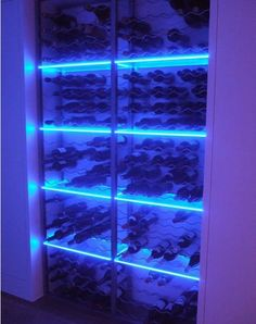 Glowing #winestorage for sale - Wild Grapes