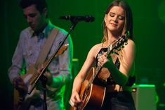 Maren Morris' highly-anticipated debut album, Hero, has made its debut on the Billboard Top Country Albums at the number one spot.