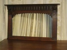 1000 Images About Over Mantle Mirrors On Pinterest