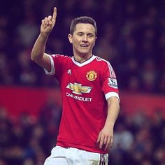 """""""Stoke have good attacking players but its always good for us to play at home... we must be ready!"""" - @AnderHerrera in #UnitedReview. #mufc by manchesterunited"""