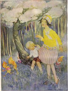 Mammoth Book Wonder Find lots more of the best vintage book illustrations at vintagebookillustrations.com