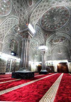 Mosque of Sheikh Abu Hanifa in Baghdad, (Iraq)