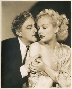 Twentieth Century with John Barrymore and Carole Lombard. Hysterically funny film.