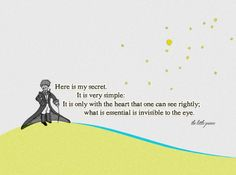 The Little Prince  Saint-Exupery