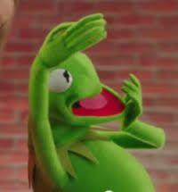 Resultado de imagen para kermit the frog face