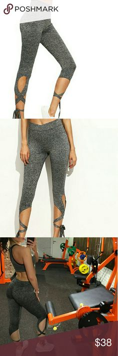 New! Adorable Joggers Brand new! Size small. Very stretchy and comfortable!  Offers welcome! Pants Track Pants & Joggers