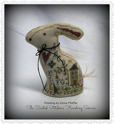 LaDDa Sampler Bunny | by The Twisted Stitcher