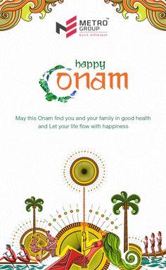 Metro Group wishes you all a very Happy Onam www.metrogroupindia.com #Onam2016 #Festival #Celebration #Occasion
