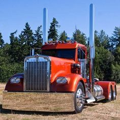 Cool Custom Kenworth Truck.