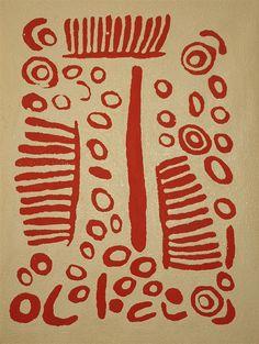 Wintjiya Napaltjarri - Untitled - 2011 - 122x91cm  IDAIA - International Development for Australian Indigenous Art