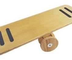 Make a Homemade Balance Board