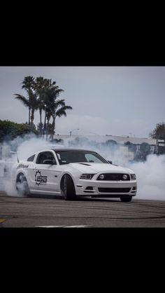 #Mustang #BOSS