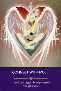 Connect with Music from Angel Prayers by Kyle Gray. Feeling disconnected from Spirit? Looking for signs? It's time to open your ears. What songs are you hearing on the radio when thinking about your situation? You can ask your angels and guides to communicate with you using music. Ask a question and then keep an ear out for the music that surrounds you. You may just find your answer and a good laugh waiting for you! #angels #kylegray #angelprayers #music
