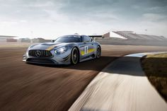 The Mercedes Amg Race Car Has Been Officially Revealed By Daimler After A Leak Overnight By A French Weekly Magazine Based On The Road Going Mercedes Amg Gt