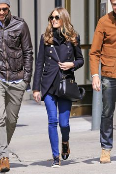 Olivia Palermo and Johannes Huebl in Brooklyn - Pictures - Zimbio