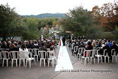 The Briarhurst Manor wedding venue with mountain views. Colorado wedding venues. Wedding photography by: http://www.blackforestphoto.com #wedding #coloradoweddings #coloradoweddingvenues