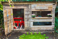Cubby House Rustic Recycled Timber   eBay