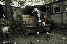 janiekvandijkfotografie selfportrait Chic, Style, Fashion, Shabby Chic, Swag, Moda, Fashion Styles, Fasion, Elegant