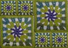 Crochet Granny Square - Tutorial