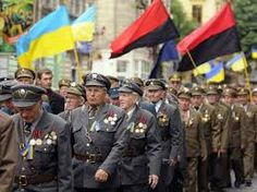 Euro Neonazism in Ukraine supported by EU. Ukraine army UON-UPA, 1941-44 wars vs. Russian soldiers. Supported III Reich in 1941-44 & EU 2014-2017