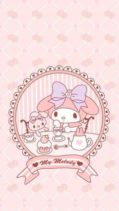 My Melody Tea Party