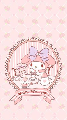 My Melody Tea Party