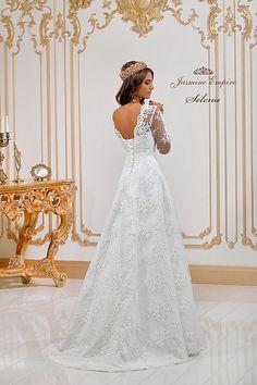Suknie ślubne Kraków Girls Dresses, Flower Girl Dresses, Lace Wedding, Wedding Dresses, Jasmine, One Shoulder Wedding Dress, Empire, Fashion, Dresses Of Girls