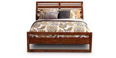Bedroom Expressions: Zen II King Bed
