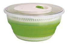 Slacentrifuge Opvouwbaar Groen 4L Emsa. Alles voor het hoofdgerecht vind je natuurlijk bij Cook&Co!