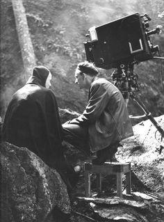 "Bergman y ""la Muerte"". Rodaje de El Séptimo Sello"