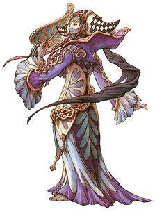 Masked Guru - Dawn of Mana. My favorite boss so far.