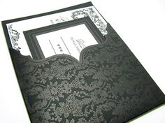 Para inspirarse en serio y encontrar las invitaciones de boda elegantes! Ejemplos de invitaciones de boda originales, sofisticadas, insólitas y modernas