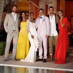 Casamento Celebridades | Arlenis Sosa + Donnie McGrath