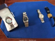 MaxSold - Auction: Toronto (Ontario, Canada) SELLER MANANAGED Online Auction - Moore Ave ITEM: Men's Watches