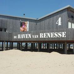 Beach bar @ Renesse #zeeland #strand #beach