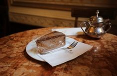 Škoricové trojuholníky z tvarohového cesta - Receptik.sk Perfect Cup, Morning Coffee, Cake, Roast, Pudding, Baking, Food, Black, Hampers