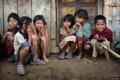Timothy Allen in Tripura, India   Kids.  -- Timothy Allen #travel #photography