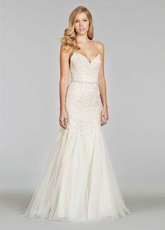 Jim Hjelm 8400 - J, $2,800 Size: 12 | Sample Wedding Dresses