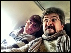 """Picture by GuyNormanBee - """"I love Alaska Airlines but they sat me next to this chatterbox... Blah, blah, blah the whole way! YVR-LAX #jackles"""""""