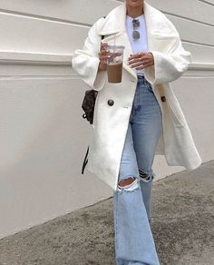 Winter Fashion Outfits, Fall Winter Outfits, Look Fashion, Autumn Winter Fashion, Fashion Fashion, High Fashion, 40s Mode, Casual Chique, Mode Ootd