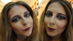 BEAUTY: Make up look inspired by Maleficent for Halloween! #halloween #makeup #inspired