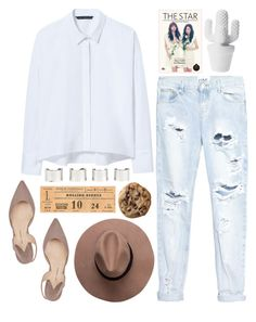 """the star"" by aga2406 ❤ liked on Polyvore"