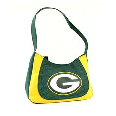 ONE GREEN BAY PACKERS, CURVE HOBO SWAG PURSE FROM LITTLE EARTH #LittleEarth #GreenBayPackers